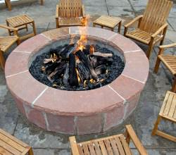 12 DIY Fire Pit Ideas