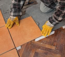 How To Remove a Tile Floor - In 12 Easy Steps
