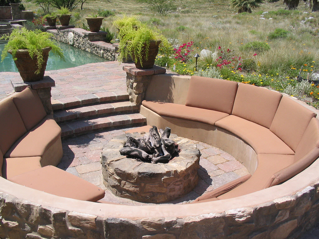 12 Diy Fire Pit Ideas Home Improvement Factory