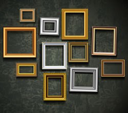 Framing Art on a Budget